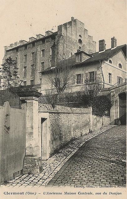 Ancienne Maison centrale, devenue Ecole de Préservation