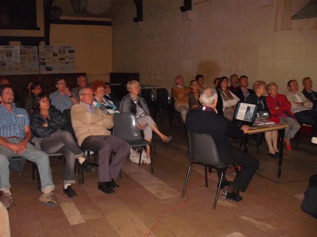 conférence à Clermont sur l'abbé Breuil par Claude Boulet