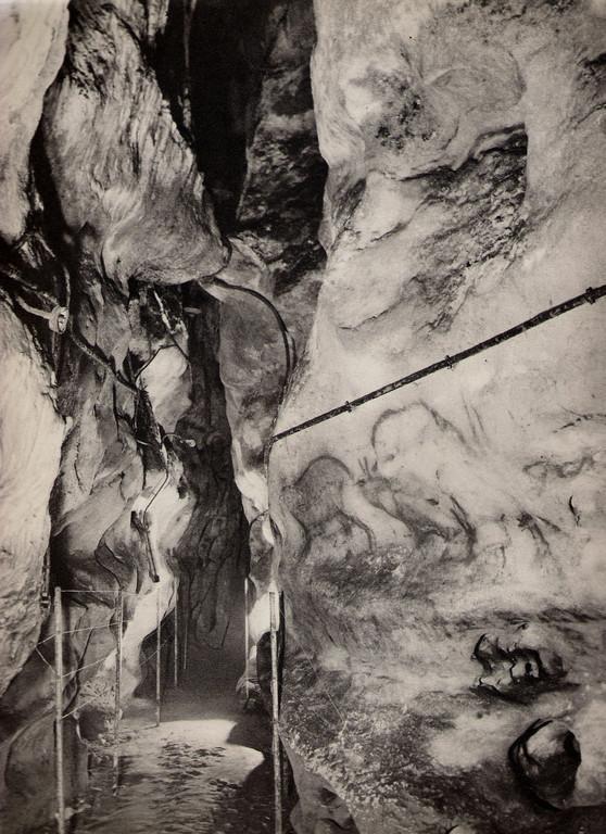 Grotte ornée de Font-de-Gaume (Dordogne)