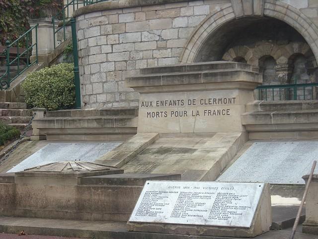 Le Monument aux morts 1914-1918 et 1939-1945