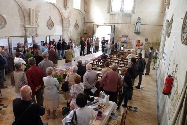 Exposition à Breuil-le-Vert