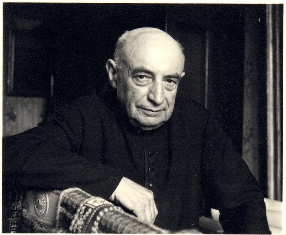 L'abbé Henri Breuil (Mortain,1877- L'isle-Adam,1961)