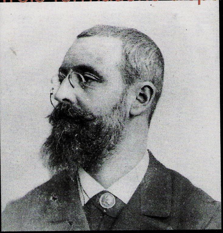 Le docteur Louis Capitan, médecin et préhistorien français