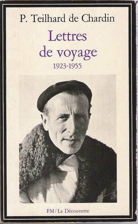 Pierre Teilhard de Chardin (1881-1955), paléontologue et philosophe