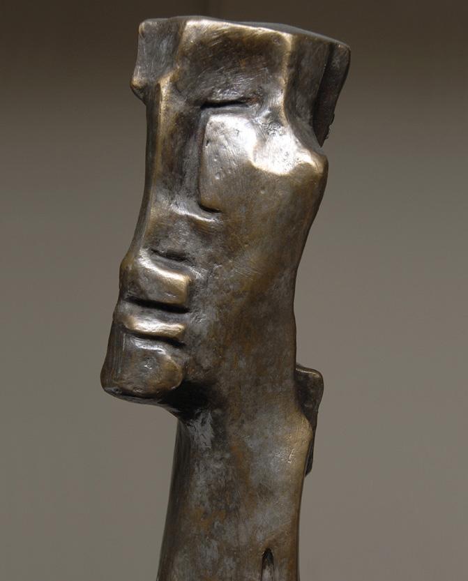 CYBERPROMETHE, Bronze - 7 X 15 po.  8 de 8  I de IV