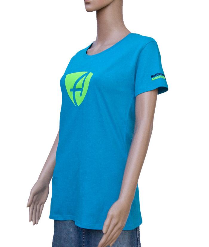 T-Shirt Brand Sky | Side