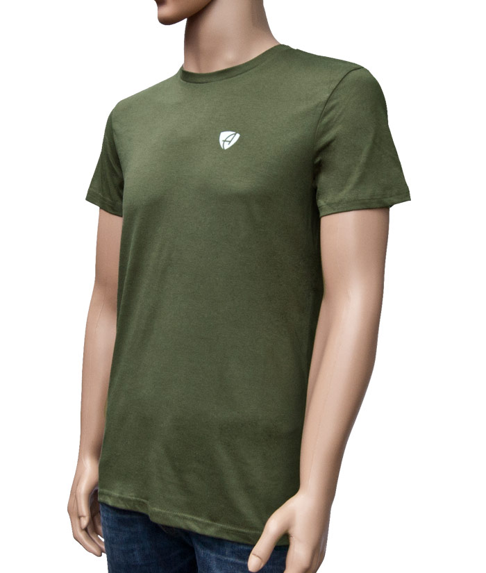 T-Shirt Gentle Khaki | Side