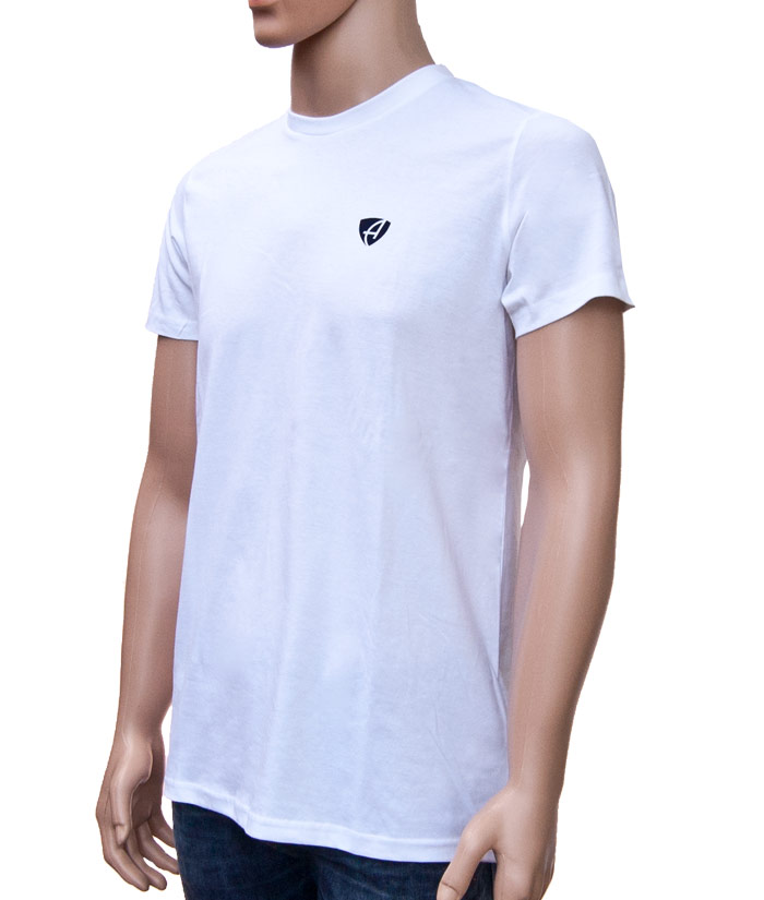 T-Shirt Gentle White | Side