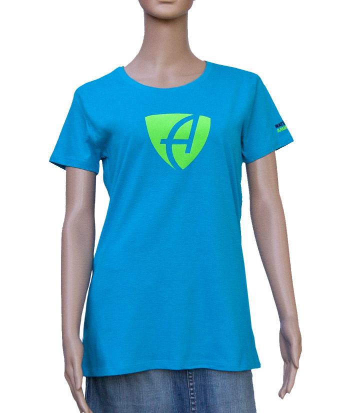 T-Shirt Brand Sky | Front