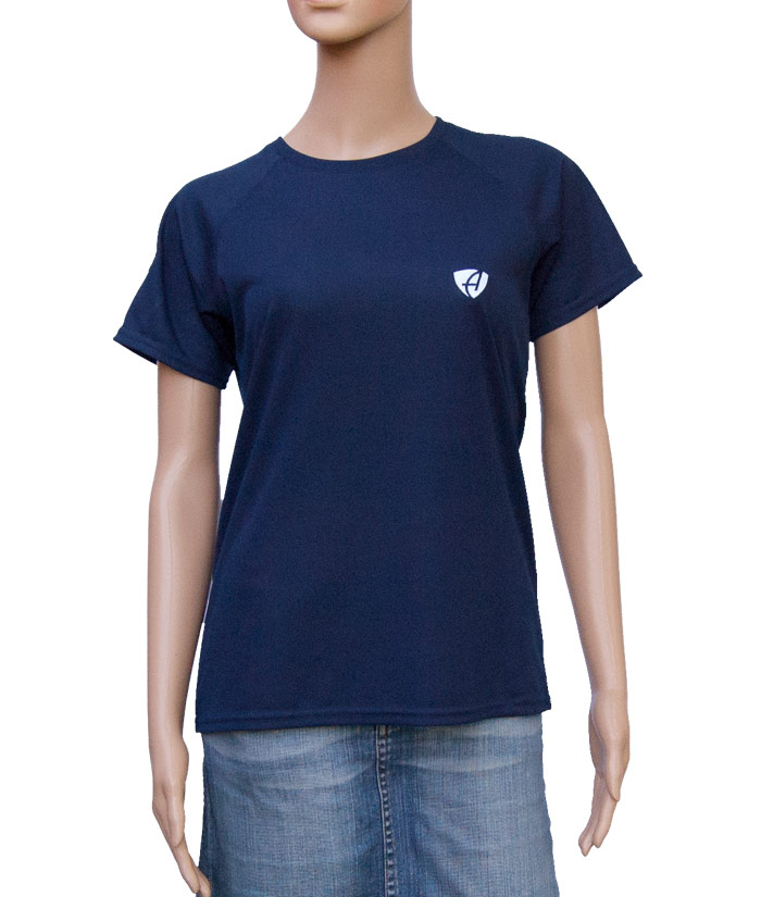 Funktions-Shirt Gentle Navy | Front