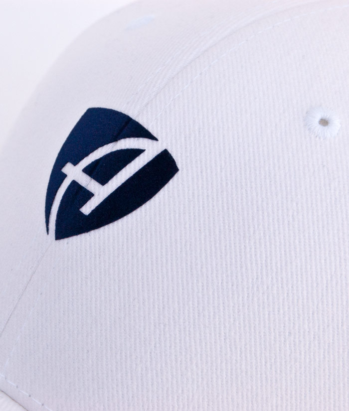 Sailer Cap Gentle White | Close up