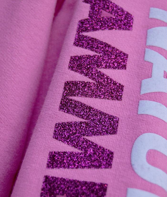 Kids Hoodie Brand Princess | Detail