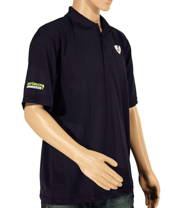 Polo Gentle Navy | Front