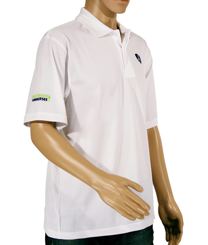 Polo Gentle White | Front