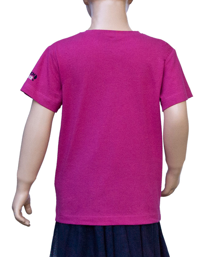 T-Shirt Brand Pink Diamant | Back