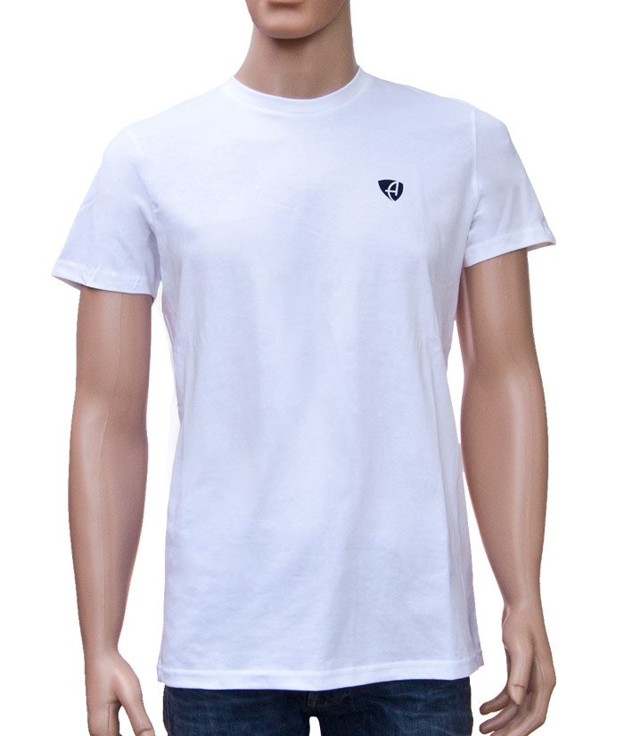T-Shirt Gentle White | Front