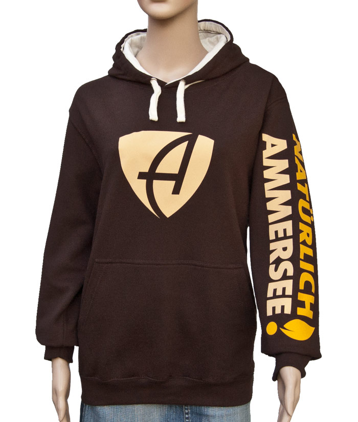 Hoodie Brand Choco | Front