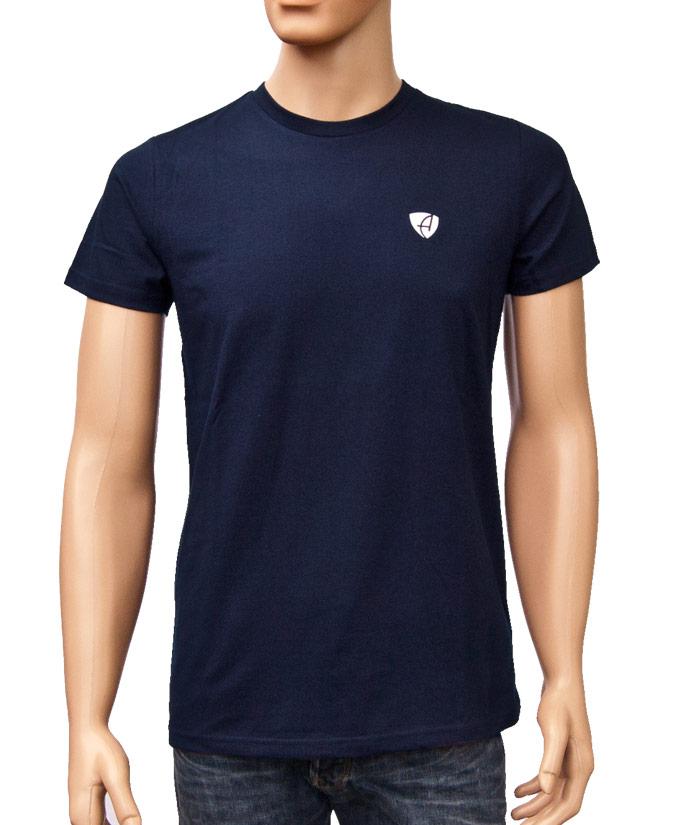T-Shirt Gentle Navy | Front