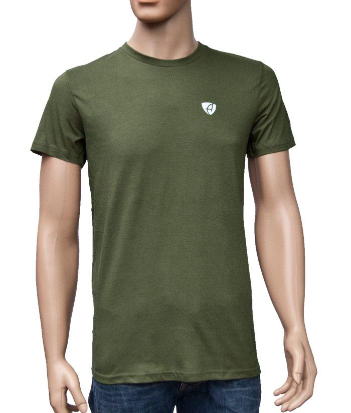 T-Shirt Gentle Khaki | Front