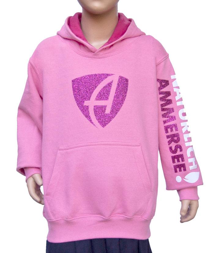 Kids Hoodie Brand Princess | Front