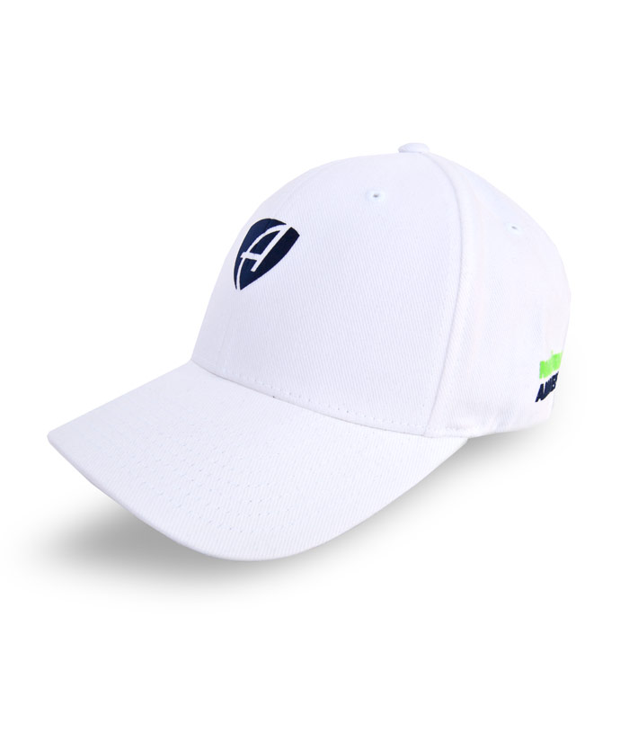 Sailer Cap Gentle White | Front