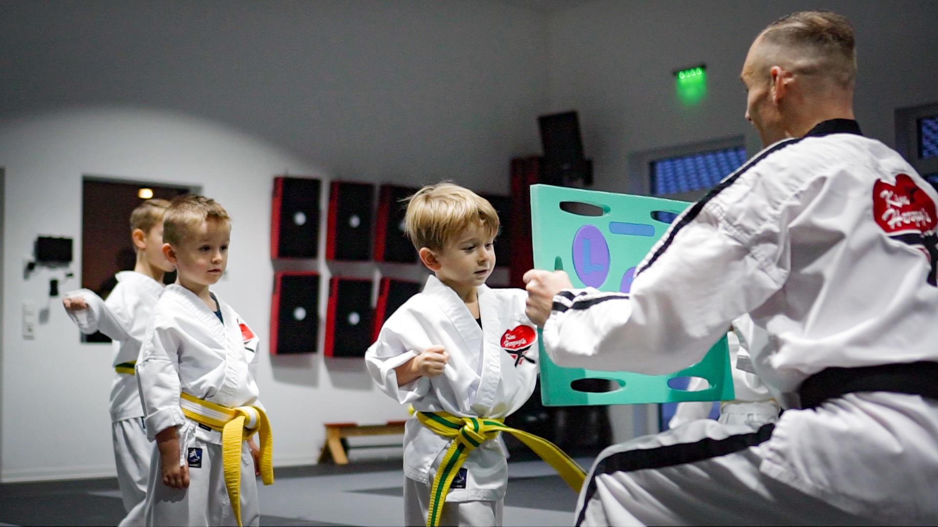 Kinder Karate Kaiserslautern 3