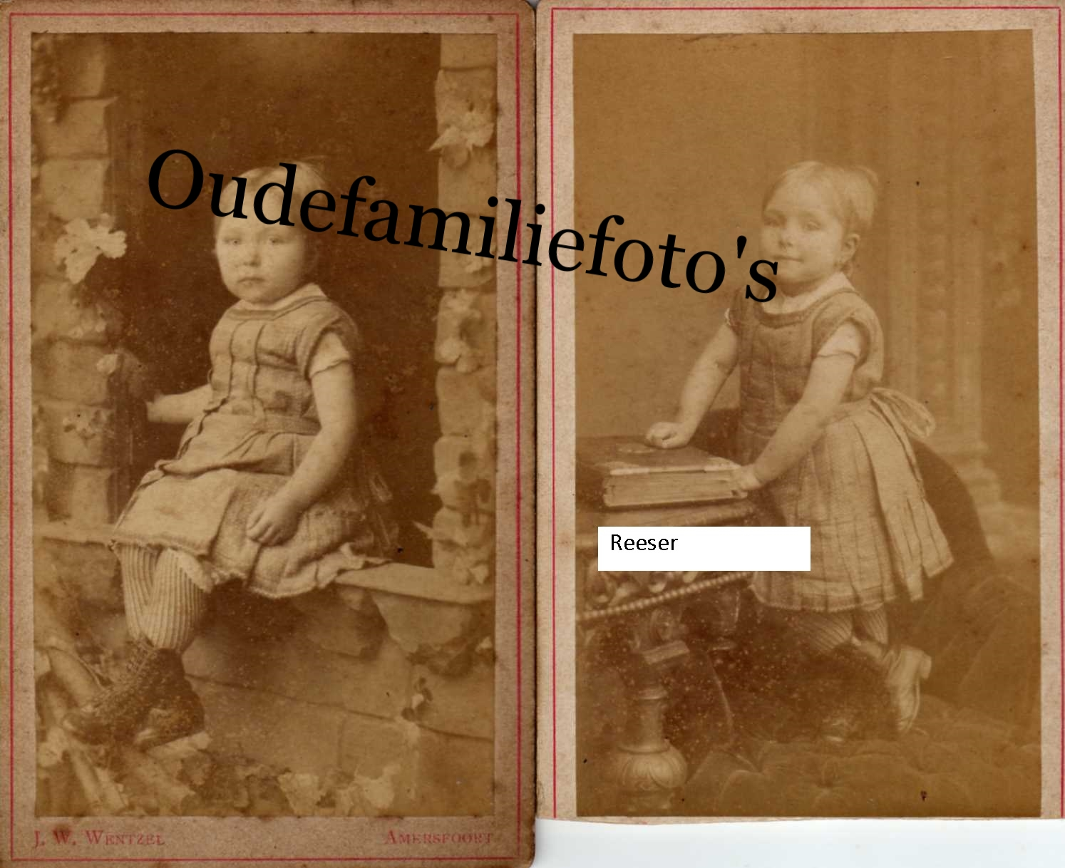Reeser, Hendrika Wilhelmina Geb. 29-10-1881 Amersfoort Ovl. 18-8-1948 Leeuwarden. Getrouwd met A.M Harterink. € 3,00