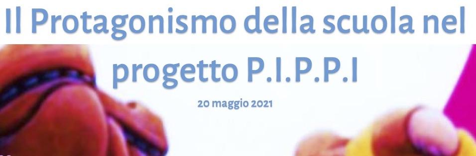 Il protagonismo della scuola in P.I.P.P.I.: webinar il 20 maggio 2021