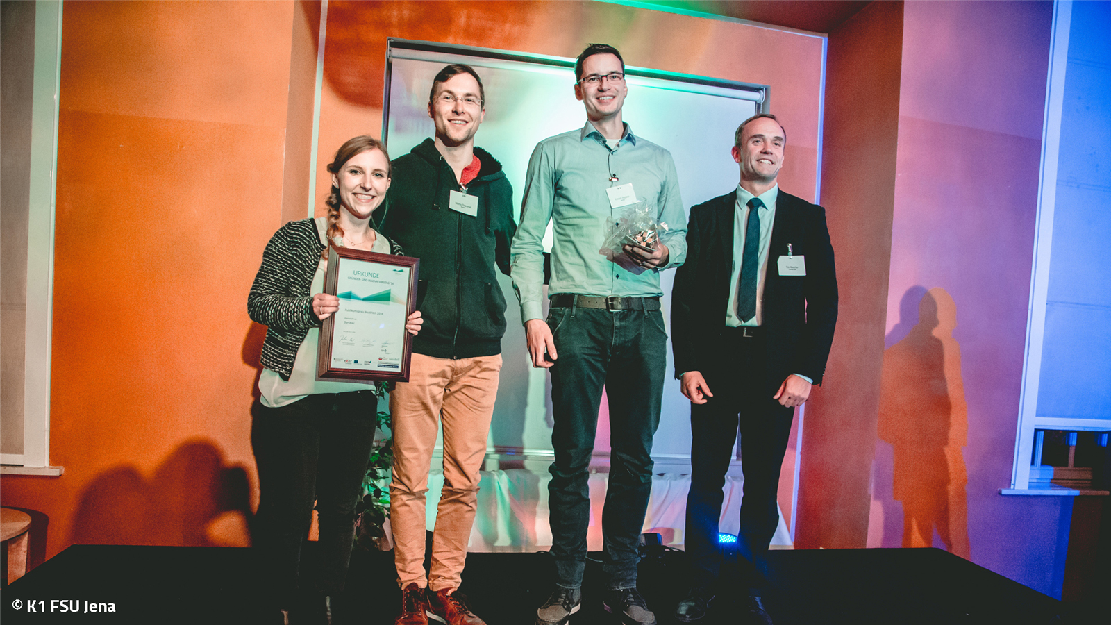 spiderbull wins audience award at founder and innovation day