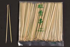 松葉串茶 6CM