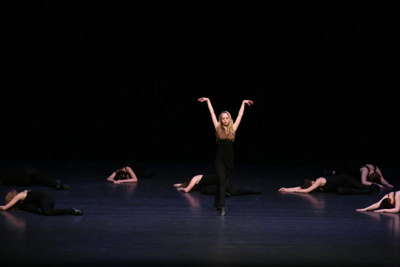 Lyrischer Jazz Dance- getanzt von den Fortgechrittenen.
