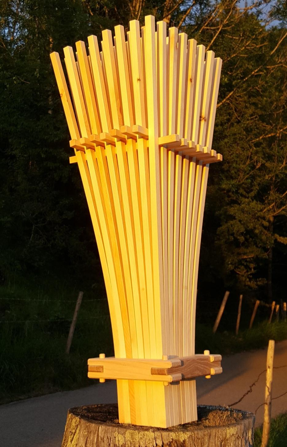 Zirbenholzklimabesen im Allgäu