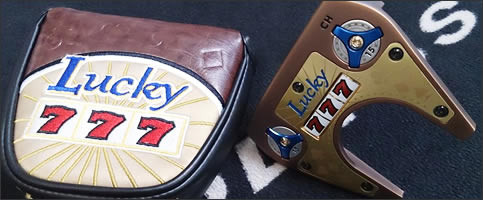ODYSSEY Lucky777 ¥77,700(税込)