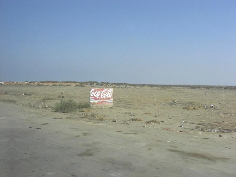Coca für die Wüste