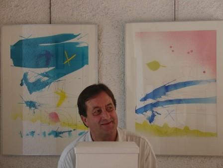 philo go, bildender Künstler