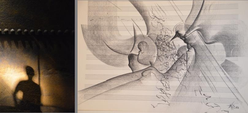 Philo go artiste plasticien prépare actuellement 2 expositions