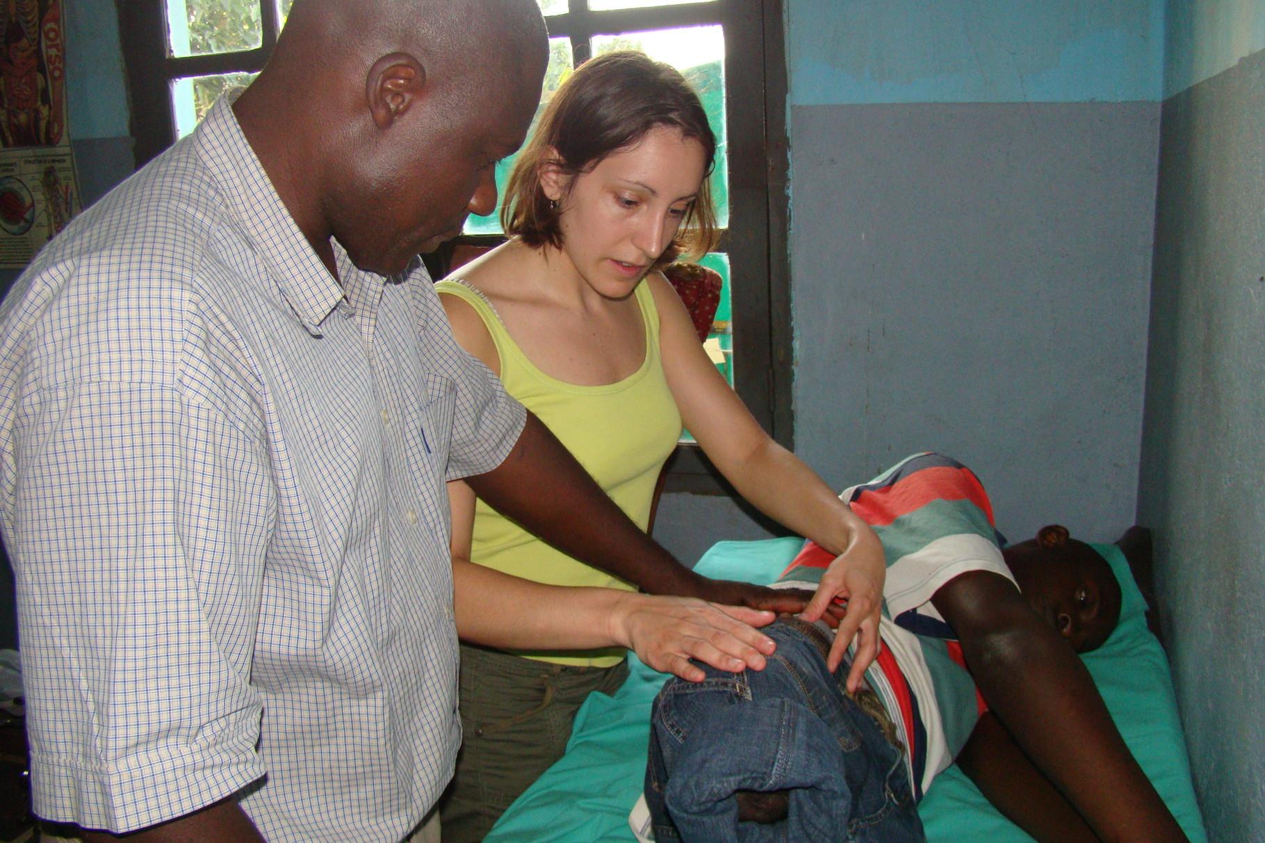 Centre Le Samaritain à Bafoussam