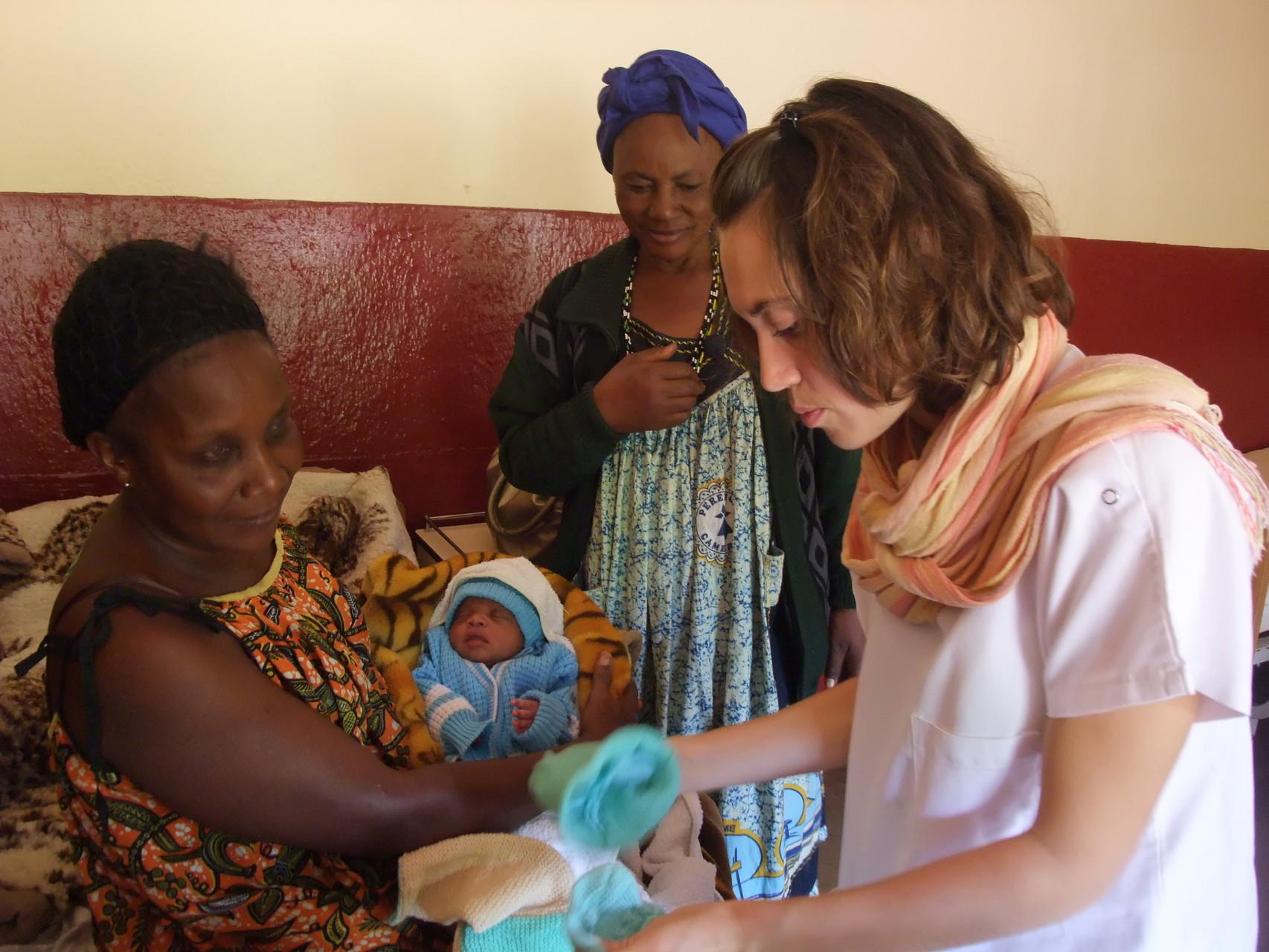 Maternité de Mbouo