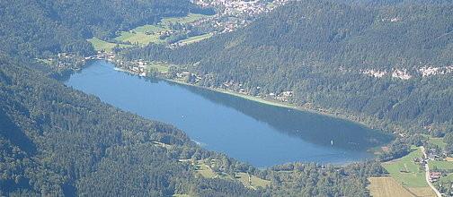 Lunzer-See (10 Gehminuten)