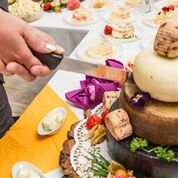cheese, cake, pecorino, mixed, special, wedding, weddingcake, weddingcheesecake, tuscany, tuscan, italy, italian, maremma, gift, idea, romantic, cheesecake