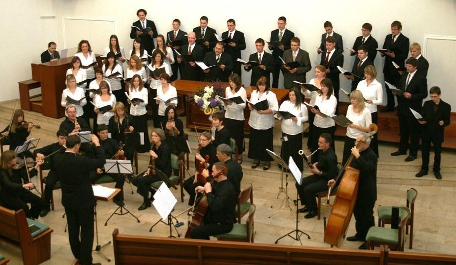 Konzert in der Neuapostolischen Kirche Plauen - Oktober 2011