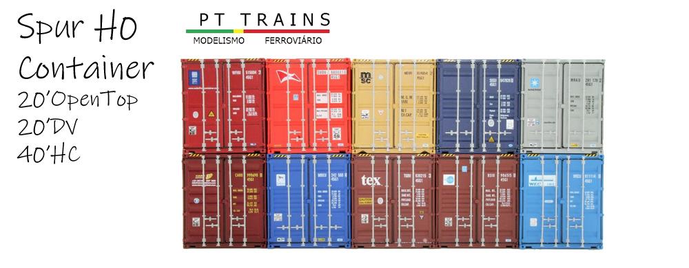 PT Trains Container günstig