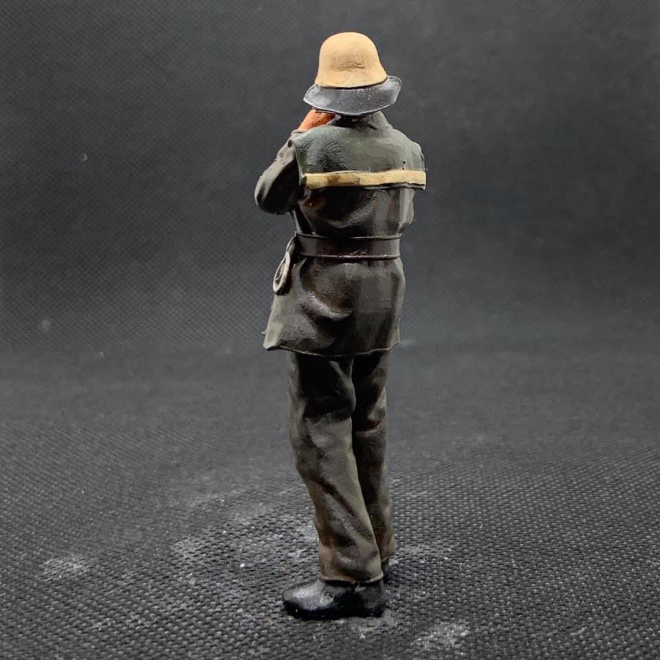 Neue Feuerwehr Figuren von Volker Bauer