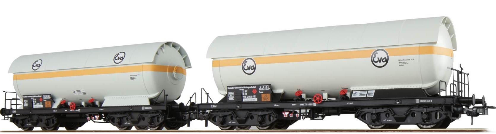 ESU - Gas-Kesselwagen noch in kleiner Stückzahl lieferbar