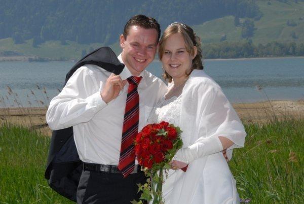 Hochzeit Andrea und Fridl