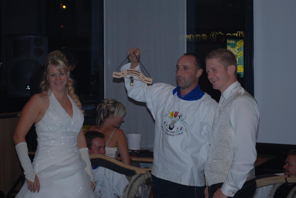 Hochzeit Nicole und Thomas