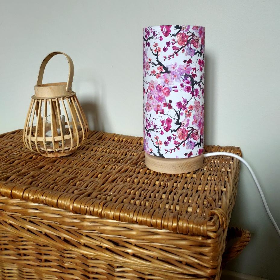Lampe à poser, lampe tube fabrication française