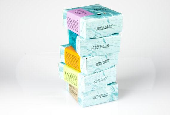 Saponette - Made in Sardegna