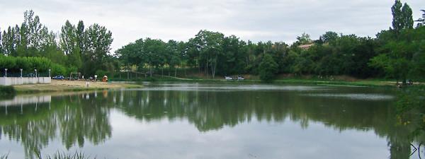Gîte près du lac de Laromet