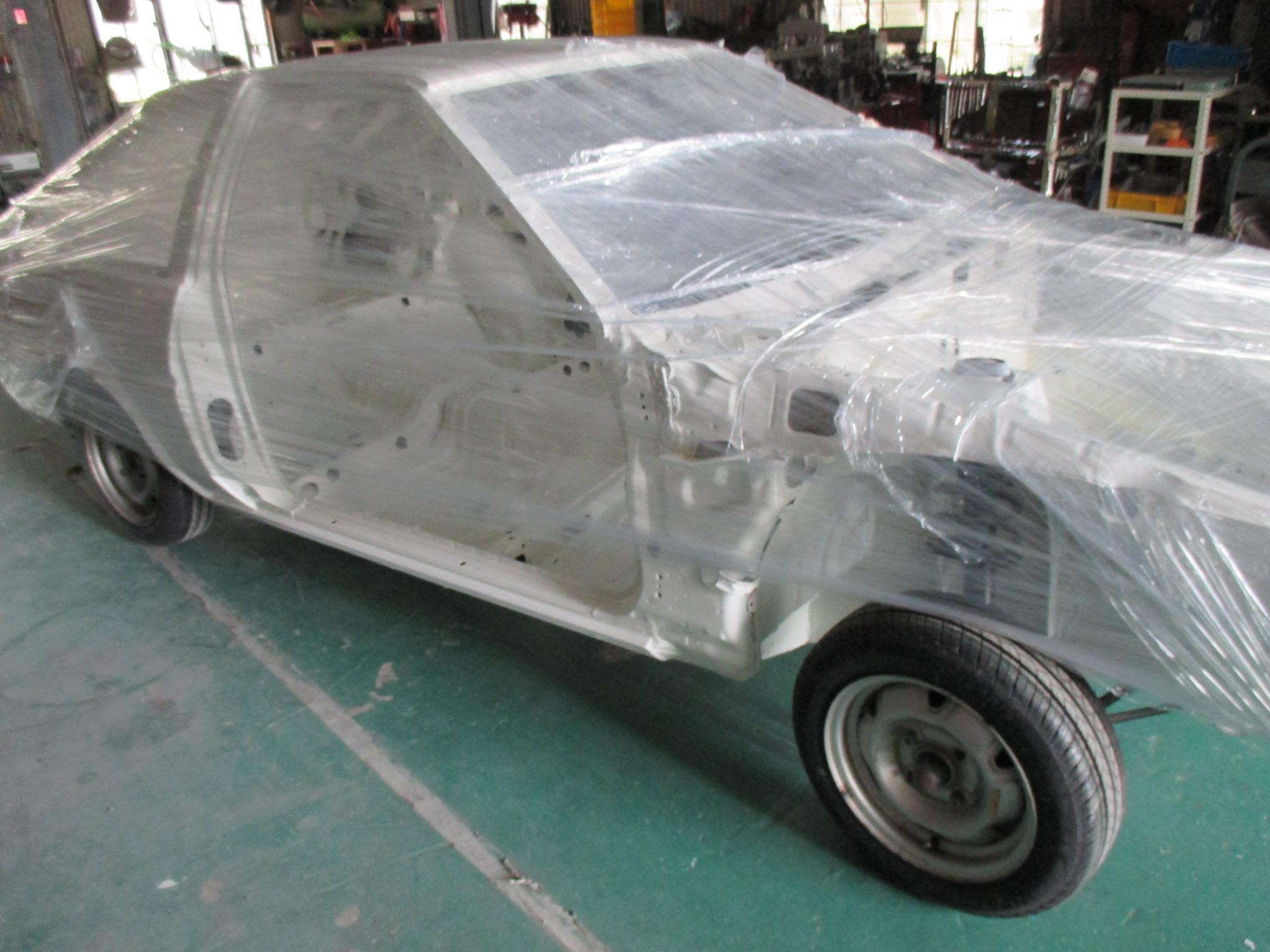 AE86 レビン&トレノ ボディ販売